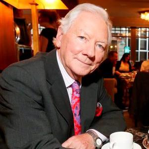 Broadcaster Gay Byrne was discharged last week