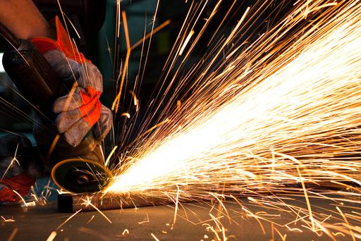 Manufacturing failed to contribute to Britain's economic growth through the first three quarters of 2015