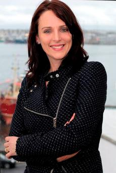 Challenger: Independent councillor Niamh Kennedy