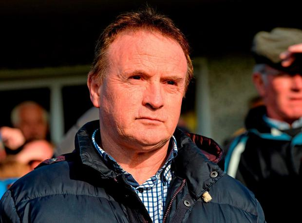 Longford manager Denis Connerton. Photo: Matt Browne / Sportsfile