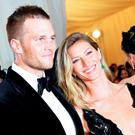 """Tom Brady (L) and Gisele Bundchen attend the """"Charles James: Beyond Fashion"""" Costume Institute Gala at the Metropolitan Museum of Art on May 5, 2014 in New York City. (Photo by Mike Coppola/Getty Images)"""
