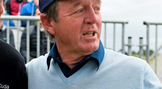 Des Smyth, one of the great ambassadors of Irish golf. Photo: Ramsey Cardy / Sportsfile