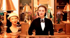 Saoirse Ronan will win an Oscar for 'Brooklyn' later this year – according to the predictions of Ivan Yates. Photo: Kerry Brown/Fox Searchlight via AP