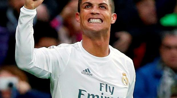 Cristiano Ronaldo is still expected to leave Real Madrid at the end of this season. Photo: Juan Medina/ Reuters