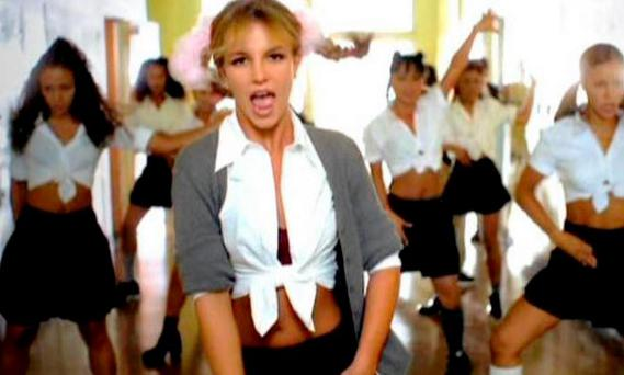 Britney Spears Hit Me Baby One More Time