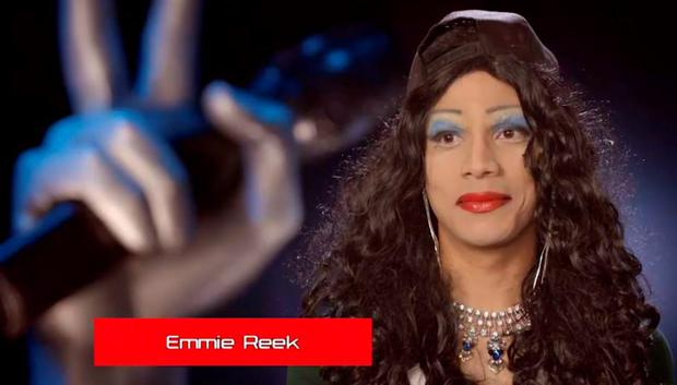 Emmie Reek on The Voice of Ireland
