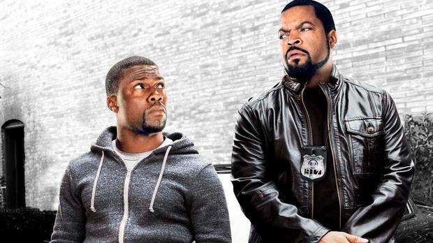 Ride Along 2 stars Kevin Hart and Ice Cube