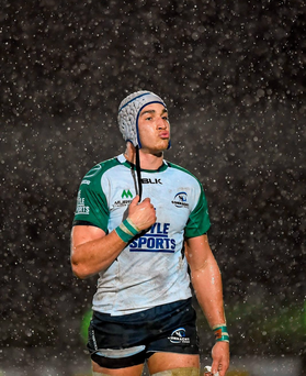 Connacht lock Ultan Dillane. Photo: Sportsfile