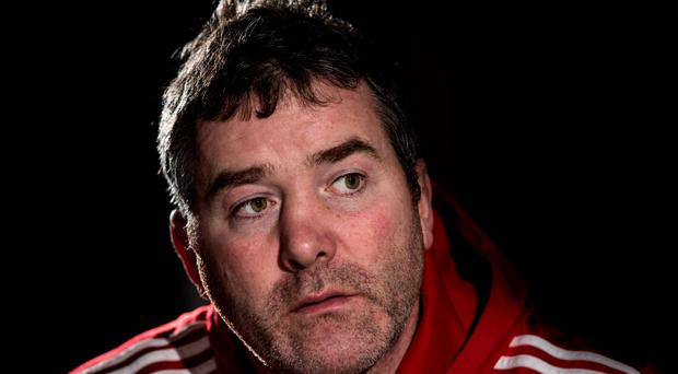 Anthony Foley's (p) team had a slow start to the season, but have regained momentum Photo:INPHO/Cathal Noonan