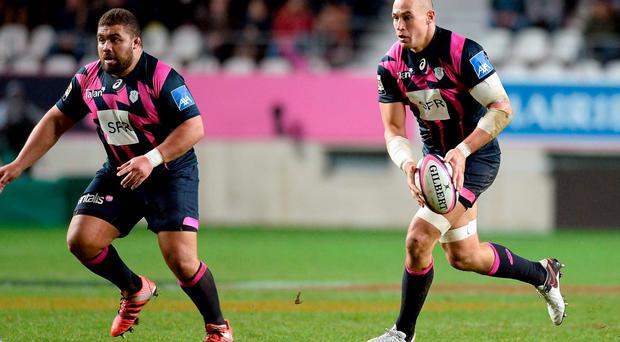"Sergio Parisse (right) said: ""We know we still have every chance. Munster lost both match-ups against Leicester in Ireland and England"