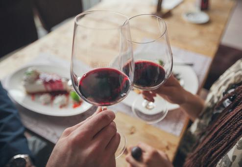 Red wine can be good for you claims researchers
