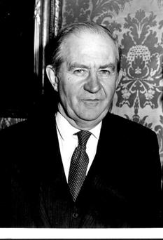 Former Attorney General Patrick Connolly