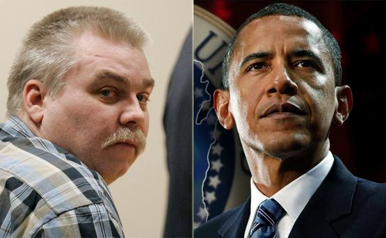 Despite widespread call for a presidential pardon for convicted killer Steven Avery, Barack Obama's hands are tied