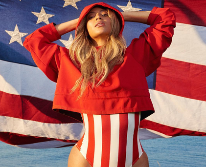 Beyonce will perform at Superbowl halftime show. Instagram.