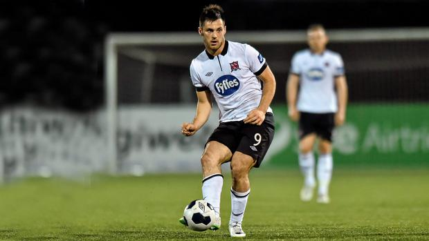 Former Dundalk star Patrick Hoban is hopeful of playing his part for Oxford United in their FA Cup duel with Swansea (SPORTSFILE)