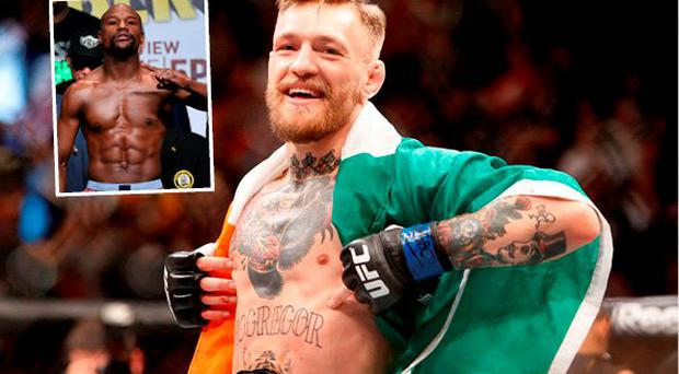 Conor McGregor has a clear message for Floyd Mayweather