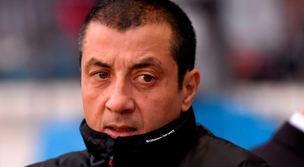 'Toulon president Mourad Boudjellal has spoken about the international game with apparent resentment' Photo:Sportsfile