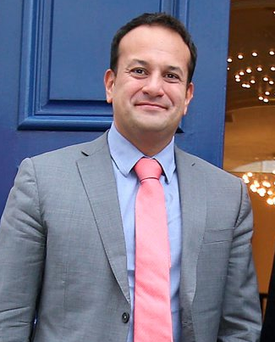 Minister for Health Leo Varadkar TD Photo: Damien Eagers