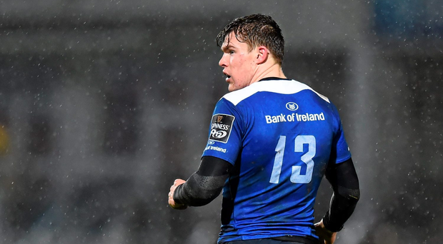 'There is an air of imperturbability when Garry Ringrose is in possession. Like all the great players he seems to do all the right things at the right time' Photo:Sportsfile