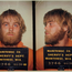 Mugshots: Steven Avery, the subject of the Netflix show 'Making a Murderer', pictured in police photos in the 1980s