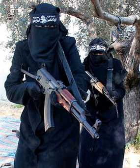 Isil women: Followers of a twisted philosophy