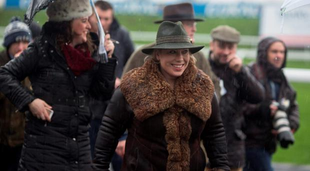 Trainer Kerry Lee: 'I'm absolutely dumbstruck' Photo:PA