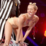 Miley Cyrus: one of the signs that times have changed