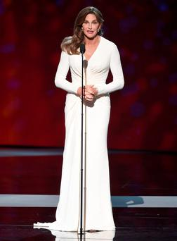 Caitlyn Jenner...FILE - In this July 15, 2015, file photo, Caitlyn Jenner accepts the Arthur Ashe award for courage at the ESPY Awards in Los Angeles. Jenner, Reese Witherspoon, Misty Copeland and five women touched by the South Carolina church massacre and lauded in the aftermath as The Peacemakers of Charleston are among this year's honorees as Glamour magazine's Women of the Year. Victoria Beckham, billionaire entrepreneur Elizabeth Holmes, Planned Parenthood's Cecile Richards and the women's FIFA soccer Team USA round out the Class of 2015, announced Thursday, Oct. 29, 2015. They will be honored at a gala Nov. 9 at Carnegie Hall. (Photo by Chris Pizzello/Invision/AP, File)...A