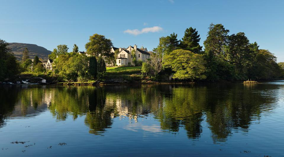 Sheen Falls Lodge, Kenmare, Co Kerry