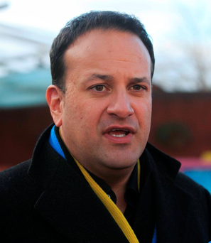 The goodwill extended to current Health Minister Leo Varadkar, a qualified doctor, has surpassed that extended to any of his predecessors in recent memory Photo: Collins Dublin, Gareth Chaney