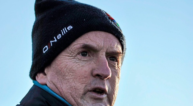 Longford manager, Denis Connerton. Picture credit: Sam Barnes / Sportsfile