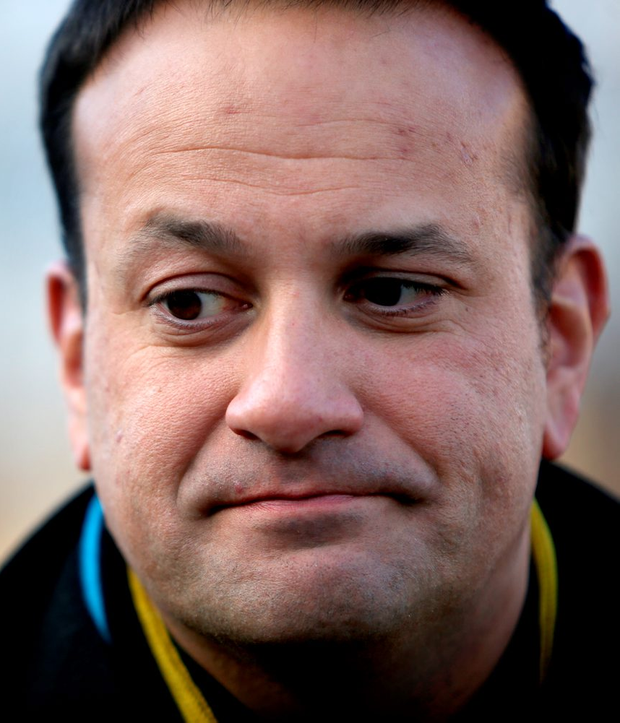 Leo Varadkar said he will only continue as Health Minister after the election if he is given adequate 'resources and authority' Photo: Gerry Mooney