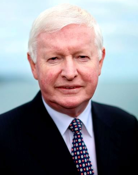 Former Fine Gael strategist Frank Flannery Photo: Gerry Mooney