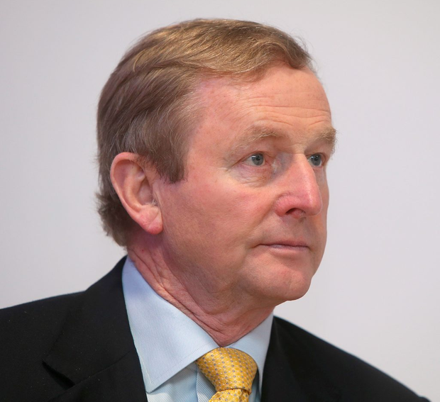 Taoiseach, Enda Kenny at the official rebrand of Euromedic to Affidea Ireland and the announcement of the creation of 100 jobs over the next 18 months. Picture credit; Damien Eagers 5/11/2015