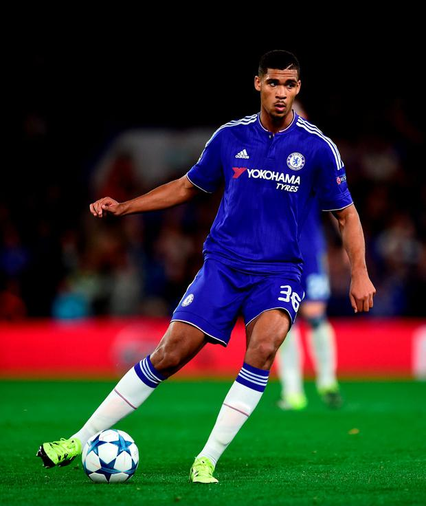 Chelsea second-half substitute Loftus-Cheek made it 2-0 after 68 minutes with his first senior goal