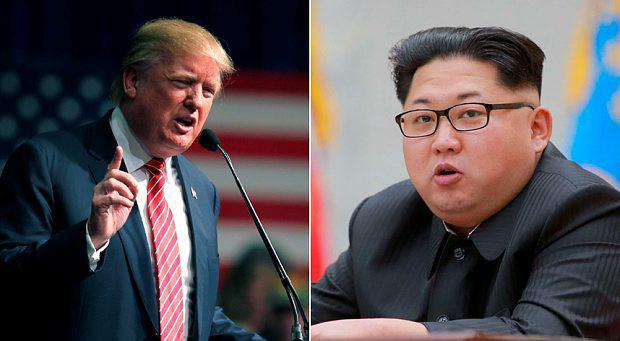 Trump has said that conflict with North Korea is possible