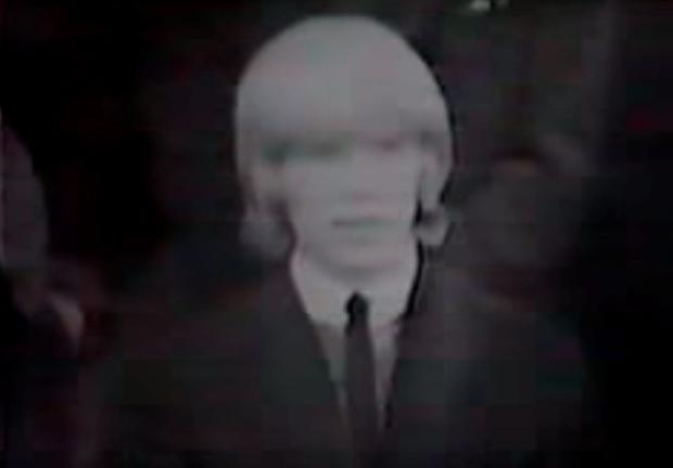 David Bowie interviewed on Cliff Michelmore's BBC Tonight programme in 1964