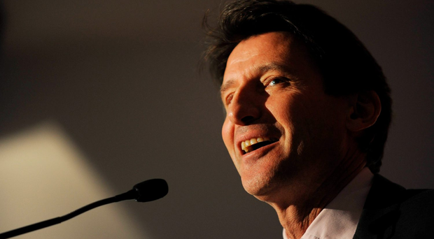 Lord Coe is in favour of erasing world records set by suspected drugs cheats Photo: Brendan Moran / SPORTSFILE