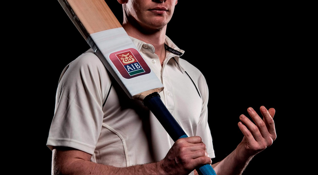 Brendan Maher at the launch of 'The Toughest Trade', a documentary commissioned by AIB that will see the Tipp hurler swap his Borris-Ileigh club colours for cricket with Adelaide Strikers Photo: SPORTSFILE