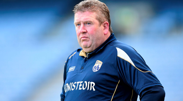Eamonn Kelly believes Offaly are still on the right track Photo: Matt Browne / SPORTSFILE