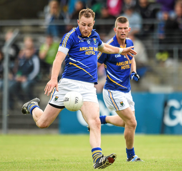 James Stafford has joined Alan Byrne, Paddy Dalton and Paudge McWalter in calling time on his inter-county career Photo: Matt Browne / SPORTSFILE