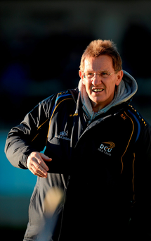 Moyna considers the new role is a worthwhile long-term investment by Dublin Photo: SPORTSFILE