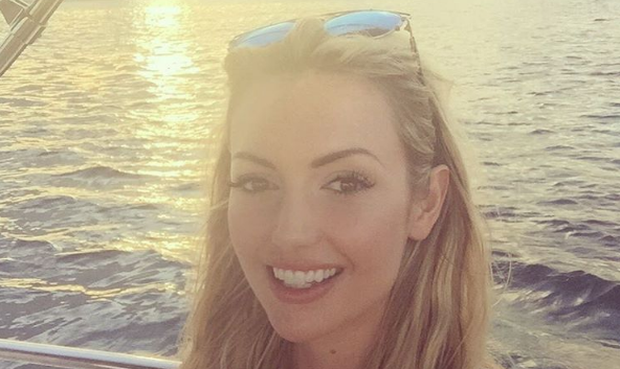 Rosanna Davison will be focusing on her new career as an author. Instagram