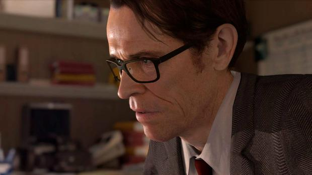 Beyond Two Souls: Willem Dafoe also stars