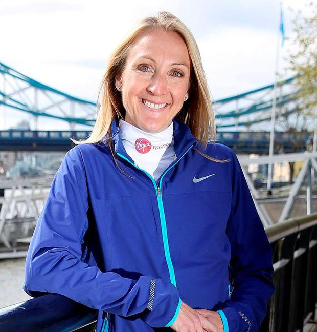 Paula Radcliffe opposes the clearing of all records from the doping era. Photo: Tim P. Whitby/Getty Images
