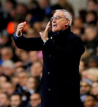 Leicester manager Claudio Ranieri. Photo: Andrew Couldridge/Action Images via Reuters