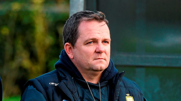 Clare manager Davy Fitzgerald (SPORTSFILE)