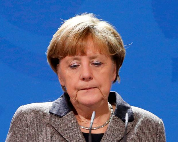 There would appear to be a return to the strict implementation of the EU's controversial Dublin rules for asylum seekers, which German Chancellor Angela Merkel unilaterally suspended last year with her 'open door' refugee policy. REUTERS/Fabrizio Bensch