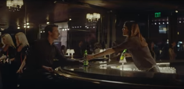 A new Heineken campaign focuses on moderate drinking