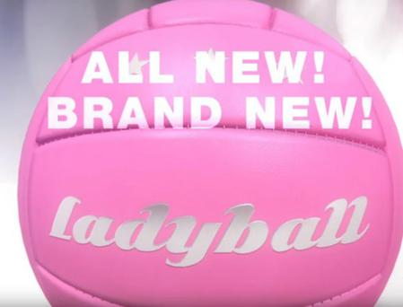 The Ladyball has everybody talking
